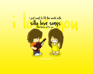 Silly Love Silly love songs by kaitokid41