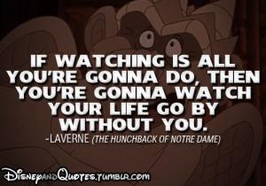 The HunchBack Of Notre Dame ~ Laverne