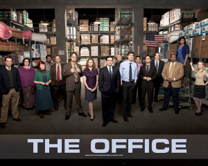 The Office Wallpaper 1280x1024