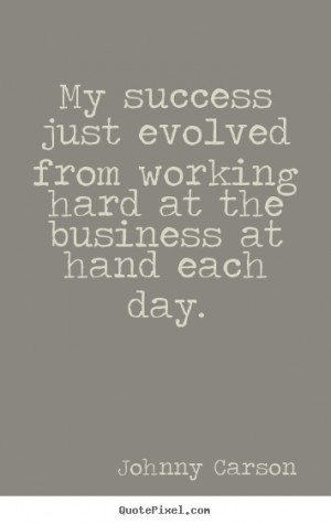 Hard Working Hands Quotes