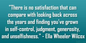 Ella Wheeler Wilcox Quote