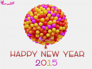 ... New Year 2015. New Year Poems And Quotes 2015. View Original