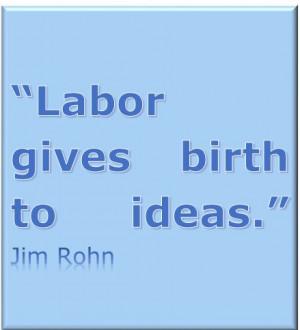Labor # Birth # Ideas