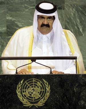 Al-Thani, HH Emir Sheikh Hamad bin Khalifa