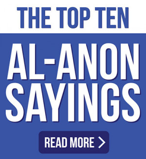 Al-Anon Sayings and Acronyms