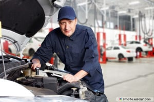 Services Stations – Auto Repair, Tire & Wheel Installation