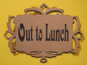 Lunch Time Quotes http://bgladpapercrafts.blogspot.com/2012/02/out ...