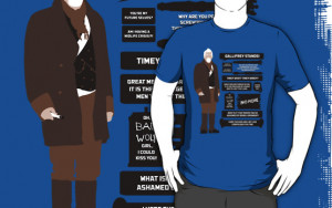 Some truly memorable and inspiring quotes that fans will love wearing ...