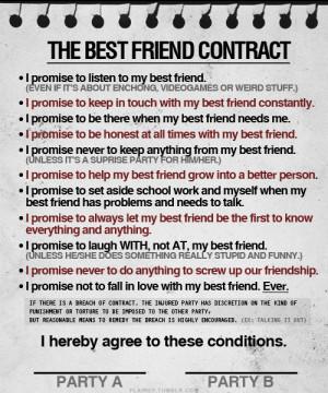 Best friend quotes – Friendship Quotation