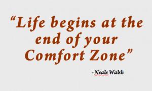 comfort-zone quote