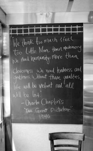 charlie chaplin happy-things