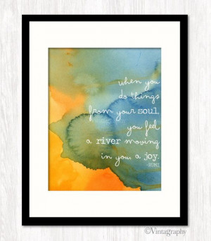Inspirational Quote Rumi Quote Typographic Poster by Vintagraphy, $18 ...