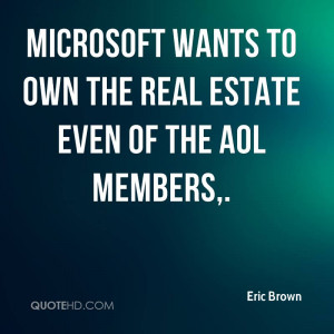 Eric Brown Quotes