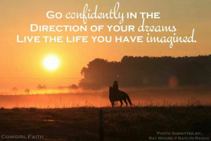 Cowgirl Quotes to Live By