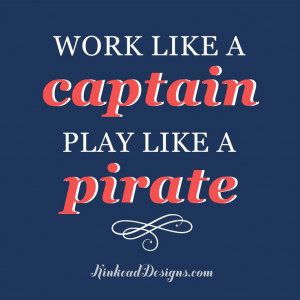 Nautical Quotes And Sayings A pirate