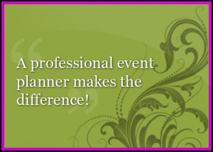 Event Planning Quotes