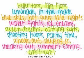 Labels: summer quotes