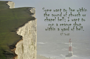 Living On The Edge Quotes I read this quote in britt