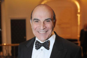 ... David Suchet on Hercule Poirot, the role he is to quit after 25 years
