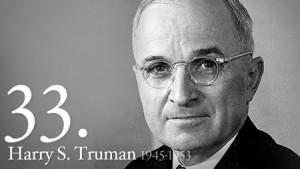Photo of Harry S. Truman