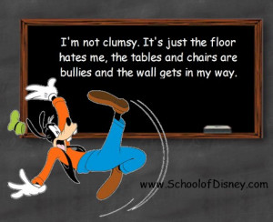 Disney Goofy Quotes and Sayings