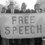 Famous Freedom Of Speech Quotes Quotations