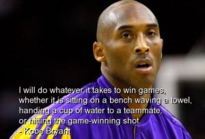 Kobe bryant best quotes sayings famous win games