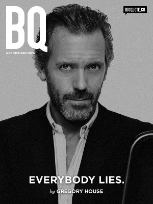everybody lies gregory house get inspired now by big quote house quote ...