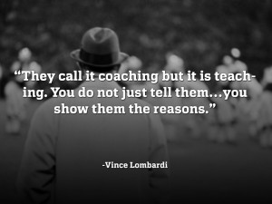 Vince Lombardi Quotes Sayings Deep Success Work Inspirational Picture