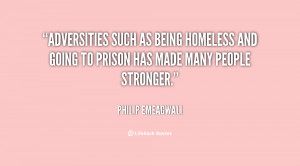 Quotes About Homeless People