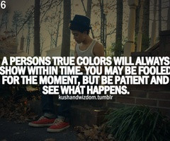 true colors