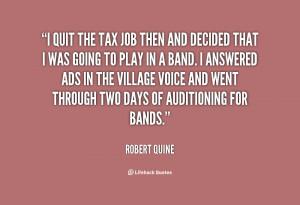 Quit Your Job Quotes