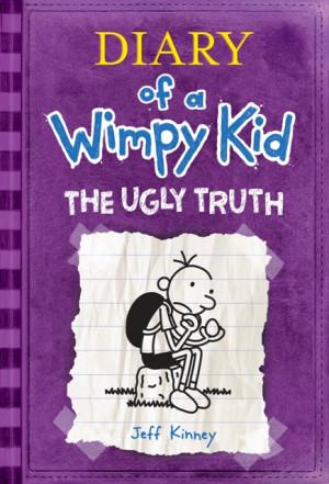 DIARY Of A Wimpy Kid…. ALL THE BOOKS (P.S even the Ugly Truth)