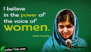 Malala Yousafzai Quotes .