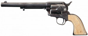 Samuel Colt rescues the future of his faltering gun company by winning ...
