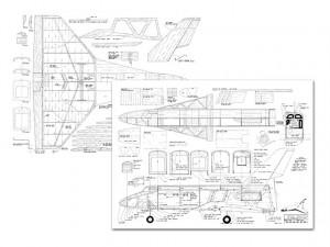Space Shuttle Plans RC