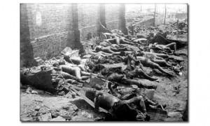 Hiroshima and Nagasaki Victims Remain Silent On The Matter.