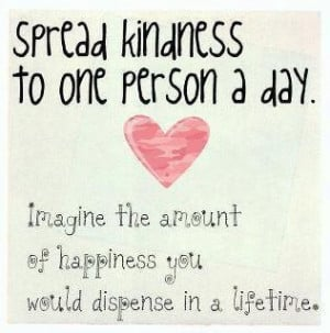 Kindness Quotes ..