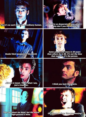 Doctor Who, 10, quotes