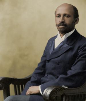 Du Bois summarizing the NAACP's goals: