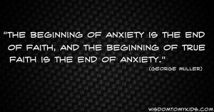 quote about anxiety