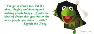 Kermit Quote Facebook Covers