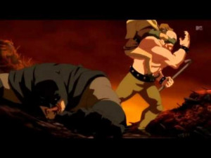 Batman 2012 Dark Knight Returns Part 1
