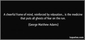 More George Matthew Adams Quotes