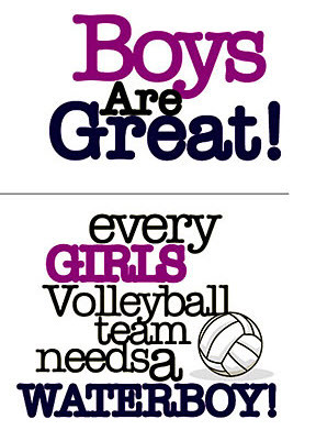 Top TenReasons I Play Volleyball