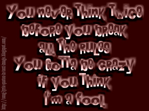 Walk Away - Alanis Morissette Song Lyric Quote in Text Image