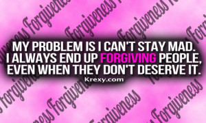 Forgiveness Quotes Always