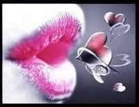 Love blowing kisses