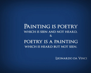 TECHNOBYTES: Leonardo Da Vinci Quotes For Life