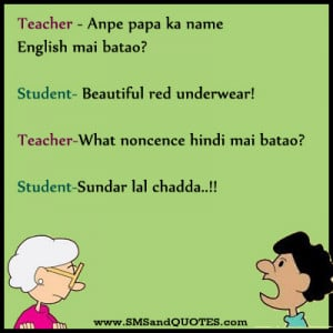 Teacher Student Jokes